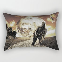 We'll All Burn Together Rectangular Pillow