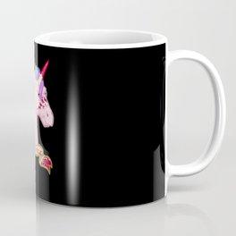 Unicorn Aggression Coffee Mug