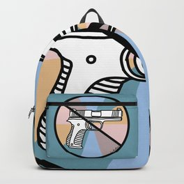 No Guns 1 Backpack