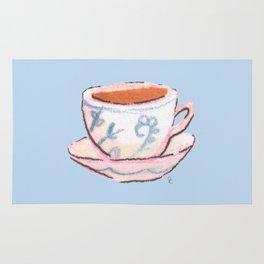 Tea Cup Rug
