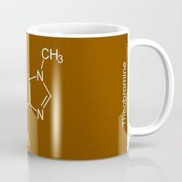Theobromine (chocolate) Coffee Mug