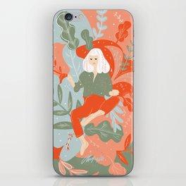 Take Me To The Wonderland iPhone Skin