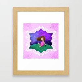 VICTORIA - NETILA AND FATI'S Framed Art Print