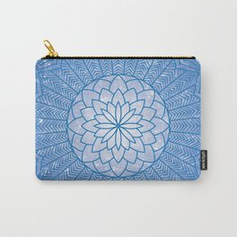 The Throat Chakra Carry-All Pouch