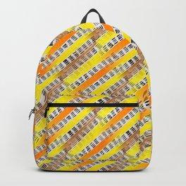 Stripes & Strips Backpack