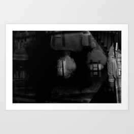 Watchful Eyes Art Print