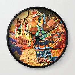 Stolen Goods Wall Clock