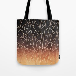 Shattered Ombre Tote Bag