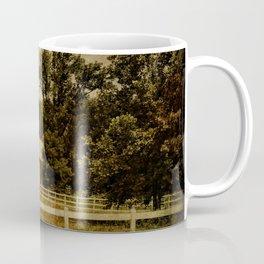 Otisville Sanitarium Barn Coffee Mug