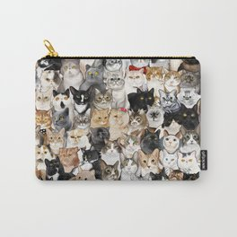 Catmina 2017 - SEVEN Carry-All Pouch