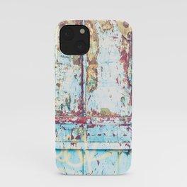 Nuestras huellas iPhone Case