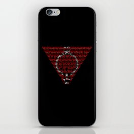Song of Persephone iPhone Skin