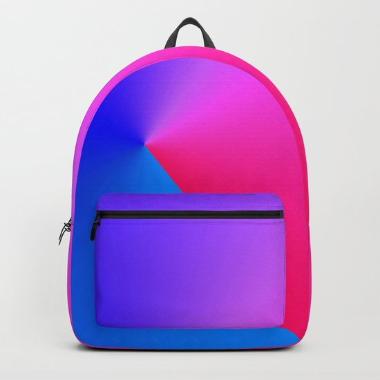 Northern Lights meet Sunrise Backpack