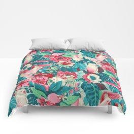 Florida Tapestry - daytime version Comforters