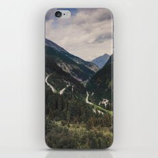 in the mountains iPhone & iPod Skin