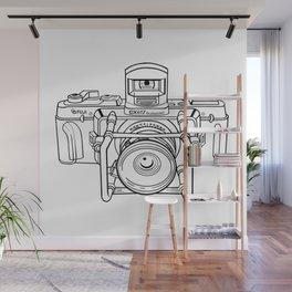 Fuji GX Camera Wall Mural