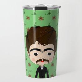 Frida Mccartney Travel Mug