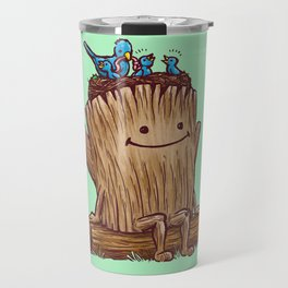 Good Day Log's Bird Nest Travel Mug