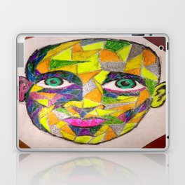 Mosaic Man  Laptop & iPad Skin