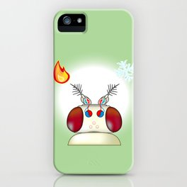 Fly! iPhone Case