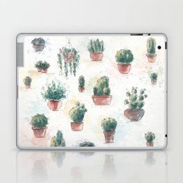 Cacti nd succulents Laptop & iPad Skin