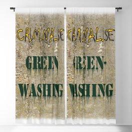 Greenwashing 01 Blackout Curtain