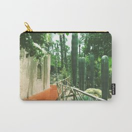 Moroccan Gardens 2 Carry-All Pouch
