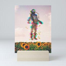 The Plain Traveller Mini Art Print