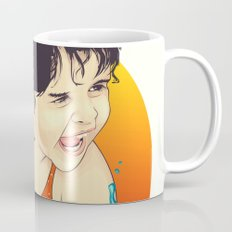 Water Splashes Mug