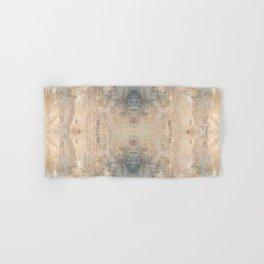 Glitch Vintage Rug Abstract Hand & Bath Towel