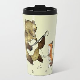 Bear & Fox Travel Mug