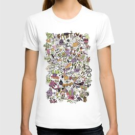 For the love of drawing T-shirt