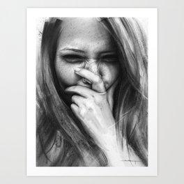 Yami Art Print