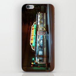 Mickey's Diner iPhone Skin