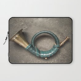 French Horn Laptop Sleeve