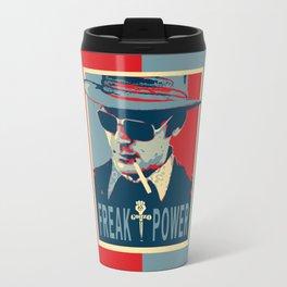 HST- Freak Power Travel Mug