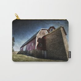 red barn. Carry-All Pouch