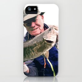 All The Best For Lefty Kreh iPhone Case