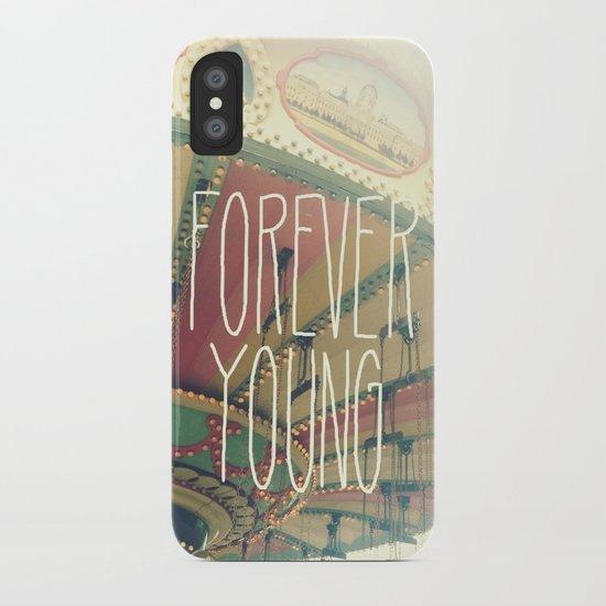 F∞REVER iPhone Case