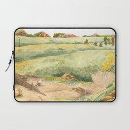 Weep No More Laptop Sleeve