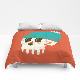 Skully Comforters