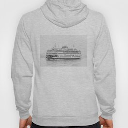 The Boat (Staten Island Ferry) Hoody