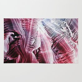 Fossils Rug