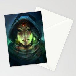 Mystic Sage Stationery Cards