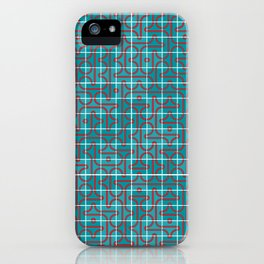 Maze iPhone Case