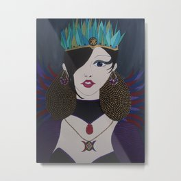 Amalasuntha, Queen of the Goths Metal Print
