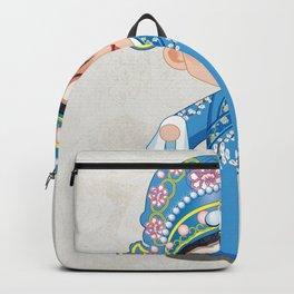 Beijing Opera Character LiuMengMei Backpack