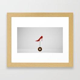 STILL LIFE - 2 Framed Art Print