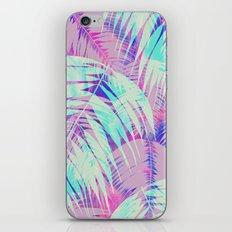 Maui Palm {Pink A} iPhone & iPod Skin