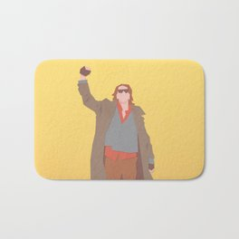 Sincerely Yours (The Breakfast Club) Bath Mat